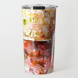 La dolce vita  Travel Mug