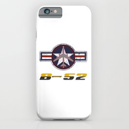 B-52 Randel iPhone Case