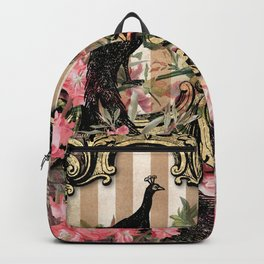 Feather Peacock 21 Backpack