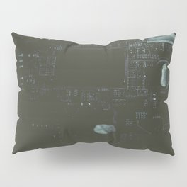 The City of Circuitry 8.0 Pillow Sham