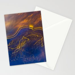 last year mystery Stationery Cards
