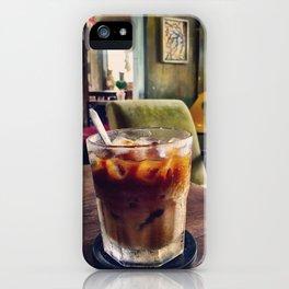 Coffee in Saigon iPhone Case