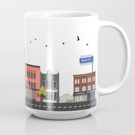Leslieville - Toronto Neighbourhood Coffee Mug