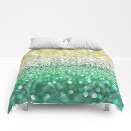 Ocean Illuminations Comforters