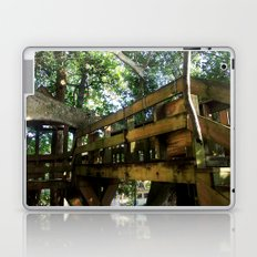Tree house @ Aguadilla 4 Laptop & iPad Skin