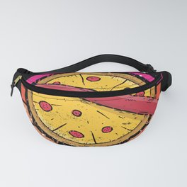 Pizza Planet Vintage Space Nerd Gift Fanny Pack