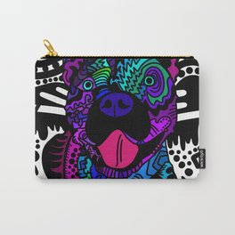 Blue Nose Carry-All Pouch