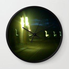 Luz de saxo:::... Wall Clock