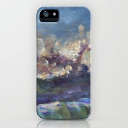 Yarnell Hill Wildfire - A Tribute to the Granite Mountain Hotshots AC151012b-13 iPhone Case