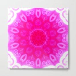 Star Flower of Symmetry 474 Metal Print
