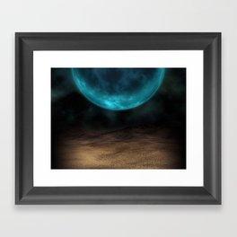 Planetary Visions Framed Art Print