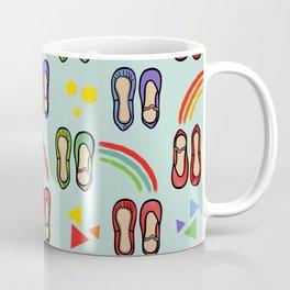ballet and rainbows Coffee Mug