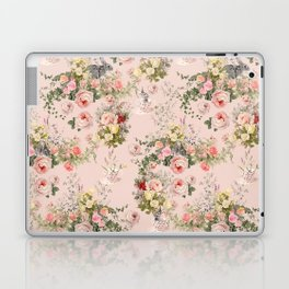 Pardon Me There's a Bunny in Your Tea Laptop & iPad Skin