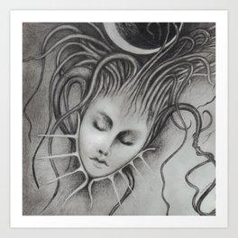 Quinquatria Art Print