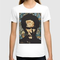 clint eastwood T-shirts featuring EASTWOOD by Dani Herrera