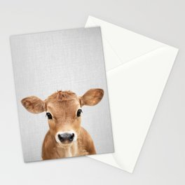 Calf - Colorful Stationery Cards
