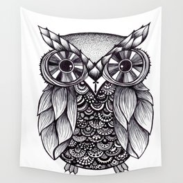 it's a hoot Wall Tapestry