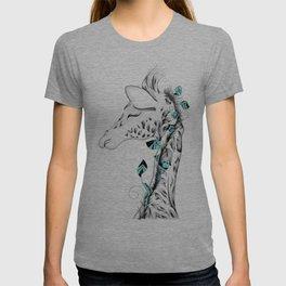 Poetic Giraffe T-shirt