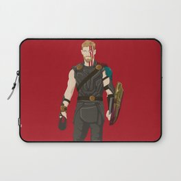 god of what? Lightening. Laptop Sleeve