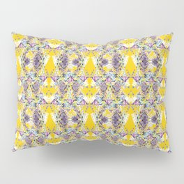 Rorschach Succulent - Colorway 1 Pillow Sham