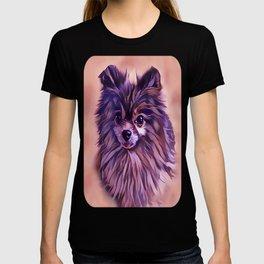 The Brindle Pomeranian T-shirt