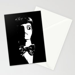 Art Deco Man -  Sin City Style Stationery Cards