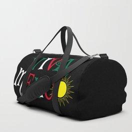Viva Mexico Duffle Bag
