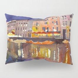 Night in Venice part 1 Pillow Sham