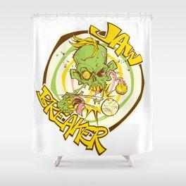 JAW BREAKER Shower Curtain