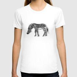 Dizzy Zebra T-shirt