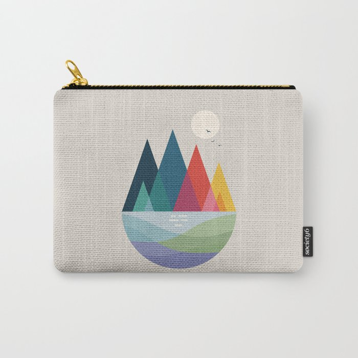 Somewhere Carry-All Pouch