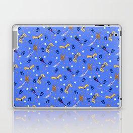 Sailor Uranus Pattern / Sailor Moon Laptop & iPad Skin