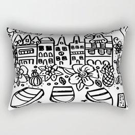 Curacao Handelskade 3 Rectangular Pillow