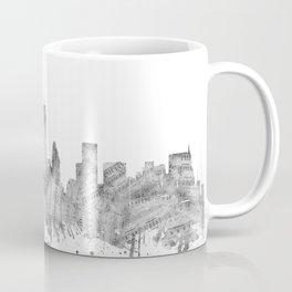 new york skyline music Coffee Mug