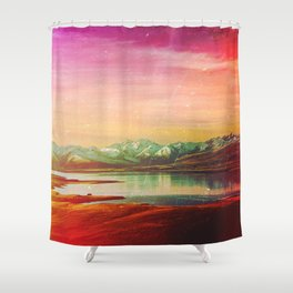 Echo Life Shower Curtain