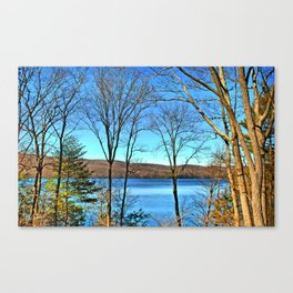 Sterling Lake Canvas Print