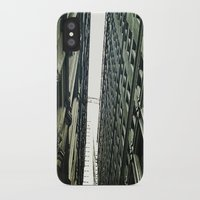 inception iPhone & iPod Cases featuring inception by ALEXIS