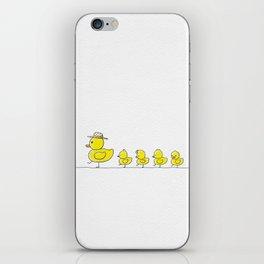 Mom_! Walk SLOW_! iPhone Skin