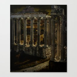Forum Canvas Print