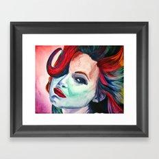 Entre Nous Framed Art Print