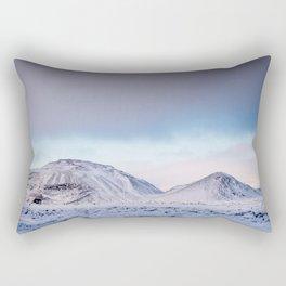 Ice & Fire 1 Rectangular Pillow