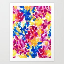 Intuition Bold Art Print