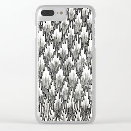 Bustlin' Clear iPhone Case