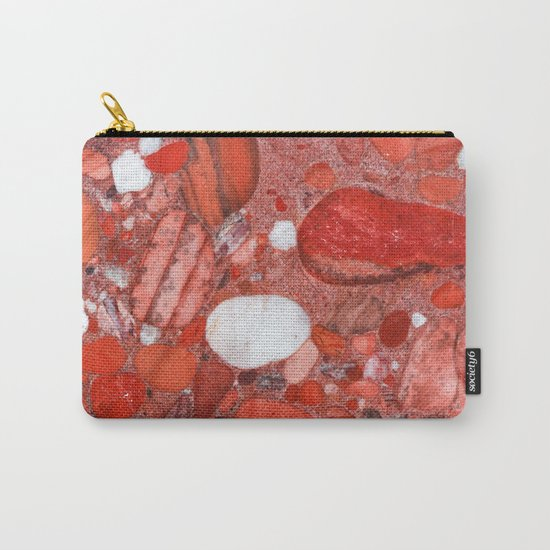 Conglomerate Carry-All Pouch