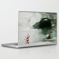 golf Laptop & iPad Skins featuring Golf by Mr and Mrs Quirynen