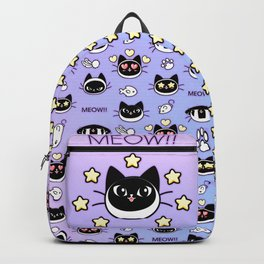 Rainbow Cats 3 Backpack
