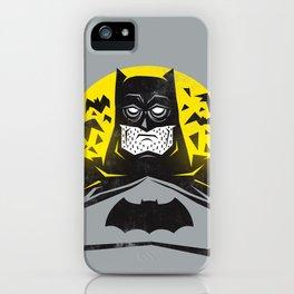 Gotham Knight iPhone Case