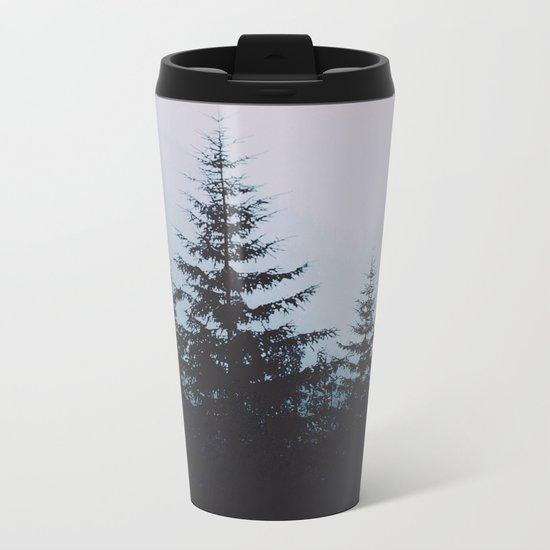 Atelophobia Metal Travel Mug