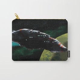 Starliner Spaceship Carry-All Pouch