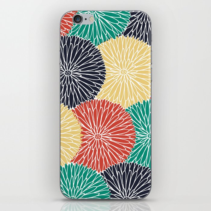 Flower Infusion 2 iPhone Skin